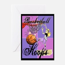 Girl's Hoops (Pack of 6)