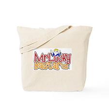 Lucky Bastard Tote Bag