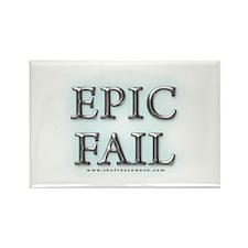 Epic Fail Rectangle Magnet