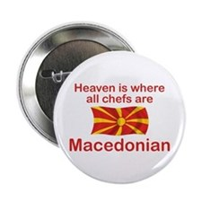 "Macedonian Chefs 2.25"" Button (10 pack)"