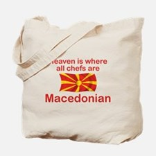 Macedonian Chefs Tote Bag