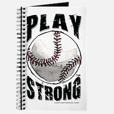 Play Strong Baseball Journal