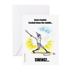 Baseball Birthday (Pack of 6)