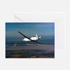 Global Hawk Greeting Cards (Pk of 10)