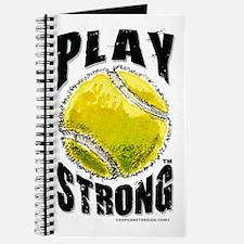Play Strong Tennis Journal