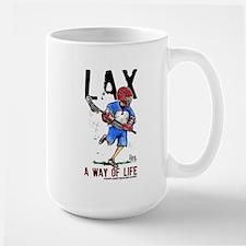 Lax a way of Life Mug