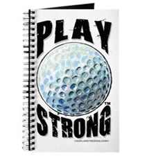 Play Strong Golf Journal