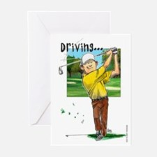 Golf Birthday (Pack of 6)