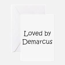 Cute Demarcus Greeting Card
