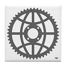 Monde Chainring rhp3 Tile Coaster