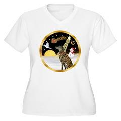 Night Flight/Greyhound (brin) T-Shirt