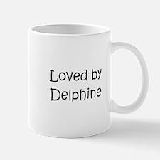 Cute Delphine Mug