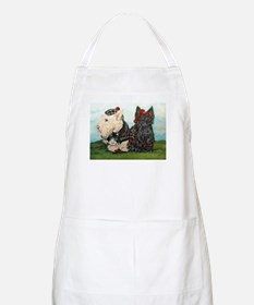 Scottish Highland Terriers Apron