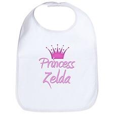 Princess Zelda Bib