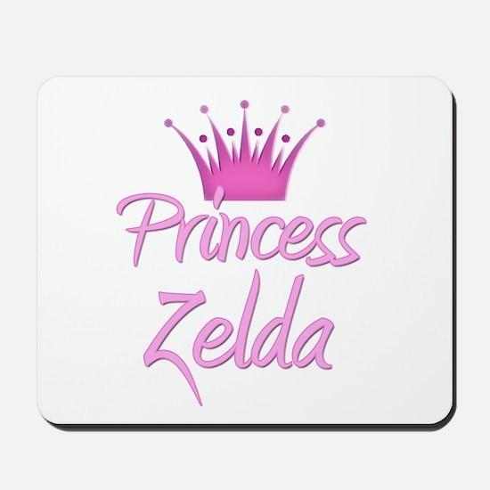 Princess Zelda Mousepad