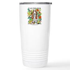 Basset Hound Ecology Travel Coffee Mug