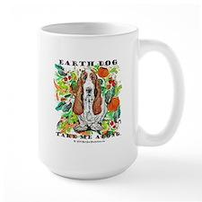 Basset Hound Ecology Mug
