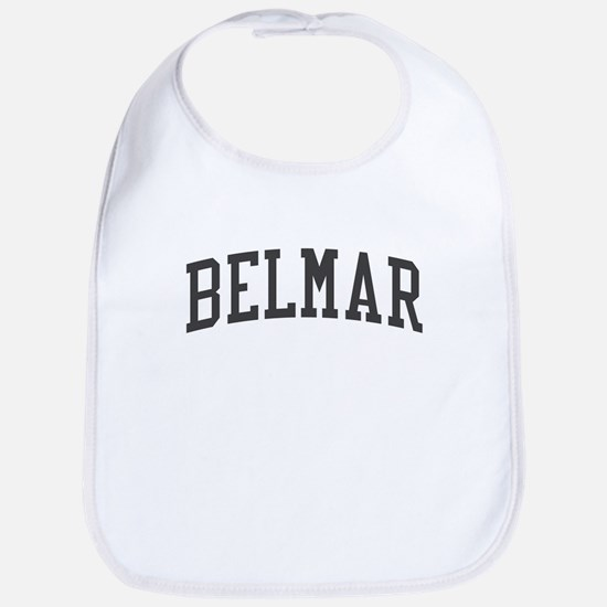 Belmar New Jersey NJ Black Bib