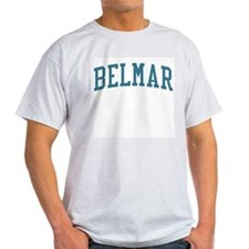 Belmar New Jersey NJ Blue T-Shirt