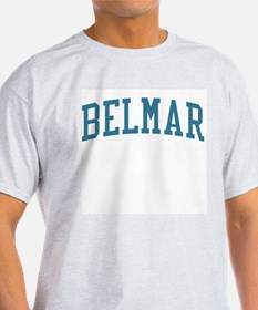 Belmar New Jersey NJ Blue T-Shirt