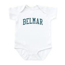 Belmar New Jersey NJ Blue Infant Bodysuit