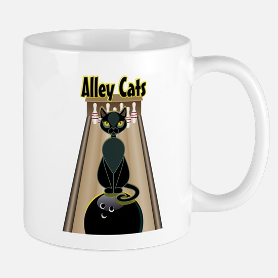 Cute Bowling pin Mug