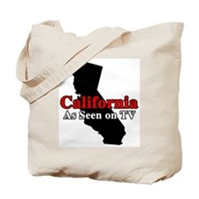 California Motto Tote Bag