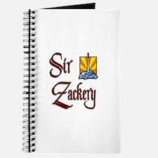 Sir Zackery Journal