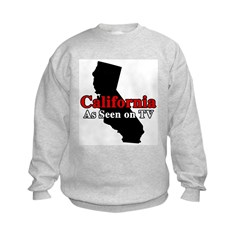 California Motto Sweatshirt