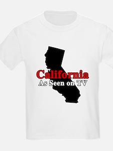 California Motto Kids T-Shirt