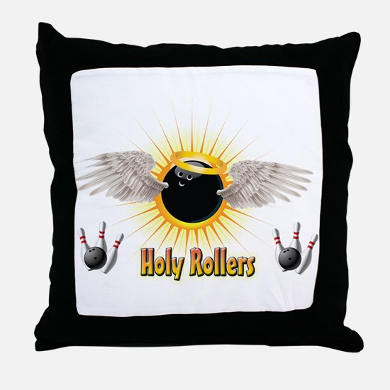 Unique Holy Throw Pillow