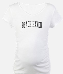 Beach Haven New Jersey NJ Black Shirt