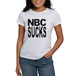 NBC Sucks Women's T-Shirt