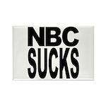 NBC Sucks Rectangle Magnet (100 pack)