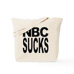 NBC Sucks Tote Bag