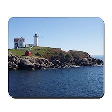 Nubble Lighthouse Mousepad