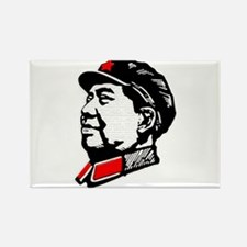 Chairman Mao Rectangle Magnet