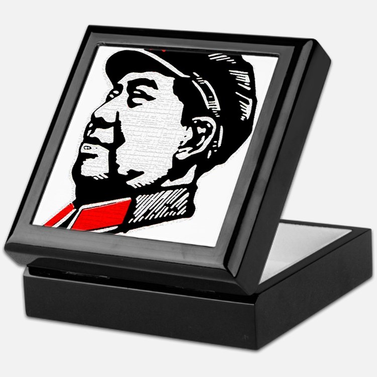 Chairman Mao Keepsake Box