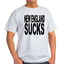 New England Sucks Light T-Shirt