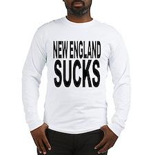 New England Sucks Long Sleeve T-Shirt