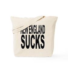 New England Sucks Tote Bag