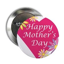 "Gifts for a Happy Mother's Da 2.25"" Button"