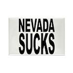 Nevada Sucks Rectangle Magnet