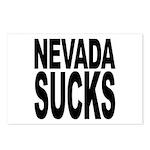 Nevada Sucks Postcards (Package of 8)