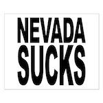 Nevada Sucks Small Poster