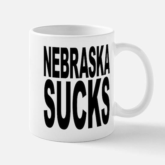 Nebraska Sucks Mug