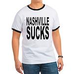 Nashville Sucks Ringer T