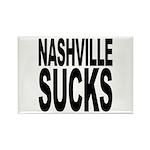 Nashville Sucks Rectangle Magnet (10 pack)