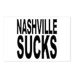 Nashville Sucks Postcards (Package of 8)