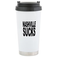 Nashville Sucks Travel Mug